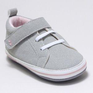 Baby Girls Surprize by Stride Rite Heather Sneaker